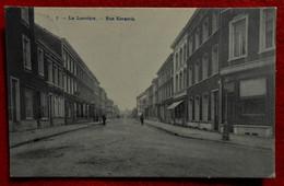 CPA 1910  La Louvière - Rue Kéramis - La Louvière