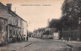 Varennes Jarcy - Grande Rue - Sonstige Gemeinden