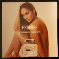 PROMISE Fragrance By Jennifer Lopez Parfum Carte - Modern (from 1961)