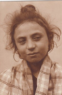 NAPOLI-COSTUMI NAPOLETANI-CARTOLINA VERA FOTOGRAFIA NON VIAGGIATA ANNO 1900-1904- - Napoli (Napels)
