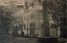 Noorderwijk - Norderwyck (Herentals) Kasteel Van Graaf De Ghellinck Stallingen 19?? - Herentals