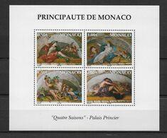 2002 - MONACO - BLOC N° 87 ** MNH - SAISONS - Bloques