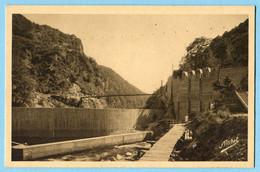CPA 19 SPONTOUR Barrage De L' Aigle - Other Municipalities