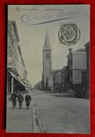CPA 1909 La Louvière - Rue Du Commerce - La Louvière