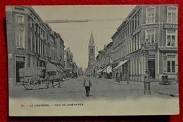 CPA La Louvière - Rue Du Commerce - La Louvière