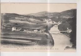 CPA-64-Pyrénées Atlantiques- CAMBO- La Nive Et Quartier Basse-Boure- - Cambo-les-Bains