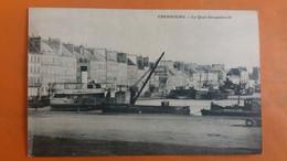 Cherbourg - Le Quai Alexandre 3 - Cherbourg