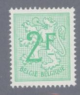 1973 Nr 1671** Zonder Scharnier,cijfer Op Heraldieke Leeuw. - Nuevos