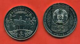 Kazakhstan 2020.  Coin 100 Tenges From CuNi.National Customs - Sundet Toy.Circumcis.UNC.NEW!!! - Kazachstan