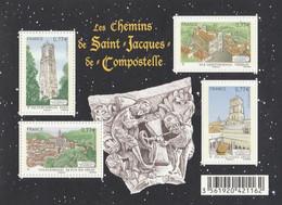 FRANCE 2012  F 4641  LES CHEMINS DE SAINT-JACQUES-DE-COMPOSTELLE Timbre NEUF - Mint/Hinged