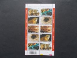 BELGIQUE -  FEUILLES  Complete   N° F3174/78  Année 2003   Planche  1  Neuf XX   Voir Photo ) 3 - Ongebruikt