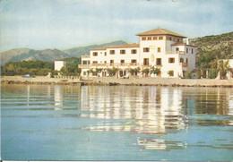 PUERTO POLLENSA. MALLORCA. Hotel UYAL (scan Verso) - Mallorca