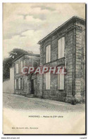 CPA Marennes Maison Du 16eme - Ohne Zuordnung