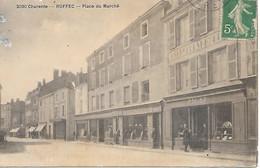 A/16         16    Ruffec         Place Du Marché - Ruffec