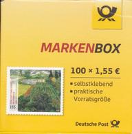"""Deutschland 2020. Van Gogh """"Mohnfeld""""; Mi3519; Markenbox 100 Leer - Rollo De Sellos"""