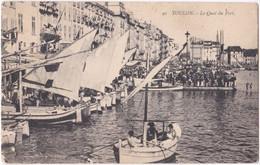 83. TOULON. Le Quai Du Port. 40 - Toulon