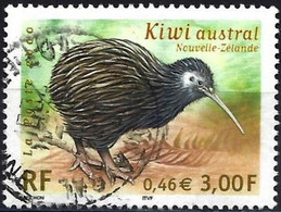 France 2000 - Mi 3500 - YT 3360 ( Bird : North Island Brown Kiwi ) - Kiwi