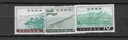 1960 MNH Japan, Postfris** - Neufs