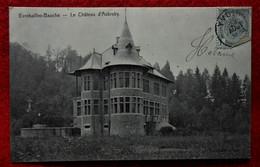 CPA 1910 Evrehailles-Bauche - Yvoir - Le Château D'Aubreby - Yvoir