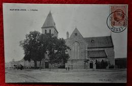 CPA 1925 Han-Sur-Lesse - Rochefort - L'église - Rochefort
