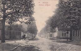 MONS / AVENUE D HYON  1907 - Mons