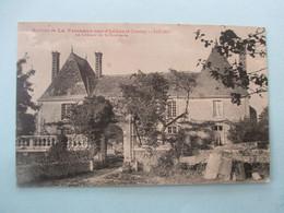 Environs De La FRESNAYE Sur CHEDOUET - LOUZES - Le Chateau De La Tournerie - Autres Communes