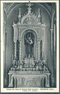 § Santuario Della Visione Dei Francescani Conventuali - CAMPOSAMPIERO (Padova) L'Altare Di S.Antonio  § - Padova (Padua)