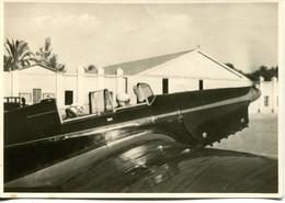 Il Saluto Di Lindbergh Mentre Parte Da Tripoli Per L'Egitto - Lot. 620 - Guerra 1939-45