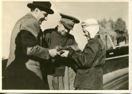 La Moglie Di Lindbergh Prima Di Lasciare Tripoli - Lot. 622 - Guerra 1939-45