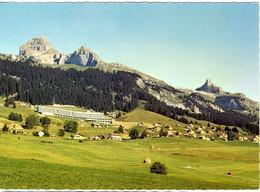 Leysin, Alpes Vaudoises, Hotel Reine Fabiola - Zwitserland, Swisse, Schweiz - Sin Clasificación