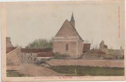 La Neuville  (45 - Loiret) L'Eglise Et La Tour - Other Municipalities