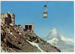 Zermatt, Gornergrat, Stockhorn - Zwitserland, Swisse, Schweiz - Zonder Classificatie