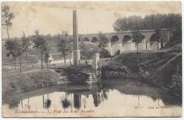 Ecaussines Le Pont Des  Neuf Arcades - Ecaussinnes