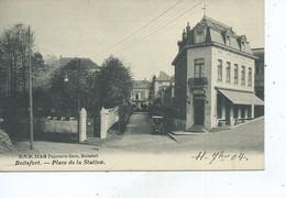 Boitsfort Place De La Station DVD  No 11.113 - Watermael-Boitsfort - Watermaal-Bosvoorde