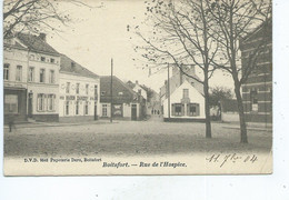 Boitsfort Rue De L'Hospice DVD No 9541 ( Légère Pliure Côté Droit ) - Watermael-Boitsfort - Watermaal-Bosvoorde