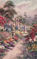 When The Flowers Are In Bloom  - Artist Parsons Norman - Tuck OIlette 8462 - 1921 - Non Classificati