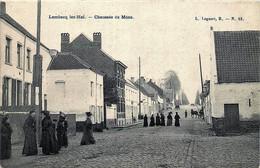 Belgique - Halle - Hal - Lembecq-lez-Hal - Chaussée De Mons - Halle