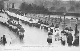 53-MAYENNE- LE 9 MARS 1909, FUNERAILLES DE MONSEIGNEUR PATRY - Mayenne