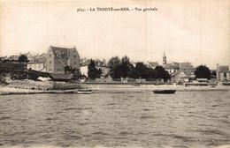 N°79233 -cpa La Trinité Sur Mer -vue Générale- - La Trinite Sur Mer