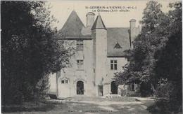 37   Saint Germain Sur Vienne   - Le  Chateau 13 E Siecle - Otros Municipios