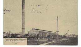 Antoing, Centrale électrique Situé à La Rue Du Coucou. 1928 - Antoing