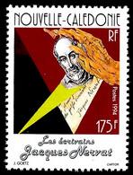 NOUV.-CALEDONIE 1994 - Yv. 667 **   Faciale= 1,47 EUR - Ecrivain Jacques Nervat  ..Réf.NCE26381 - Nuovi