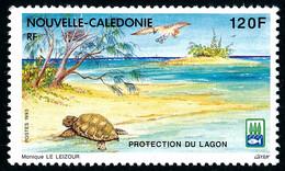 NOUV.-CALEDONIE 1993 - Yv. 636 **   Faciale= 1,01 EUR - Protection Du Lagon  ..Réf.NCE26357 - Nuovi
