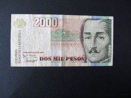 2000 Pesos Colombia - Colombia