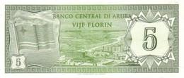 ARUBA  P. 1 5 F 1986 UNC - Aruba (1986-...)