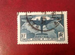 FRANCE OBLITERE N° 321 Traversée De L'Atlantique Sud, Conquete Aerienne - Used Stamps