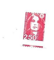 MARIANNE DU BICENTENAIRE N° 2719 PIQUAGE A CHEVAL - 1989-96 Marianne Du Bicentenaire