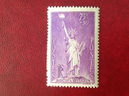FRANCE NEUF * N° 309 Statue De La Liberté - Unused Stamps