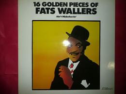 LP33 N°7871 - FATS WALLER - SLP 131 - MI 120 - SEMBLE RARE ? - Jazz