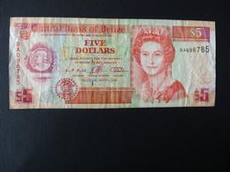 5 Dollar Belize - Belize